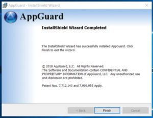 AppGuard Solo Install Instructions - AppGuard